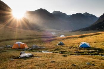 Trekking Kyrgyzstan 09