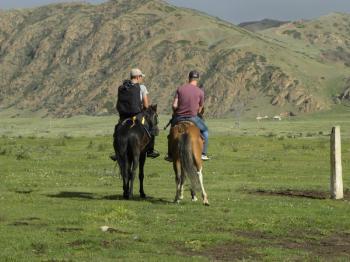 Kyrgyzstan Horse Riding 1
