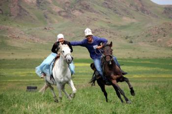 Kyrgyzstan Horse Riding 2
