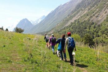Trekking Kirghizistan: Trek 14