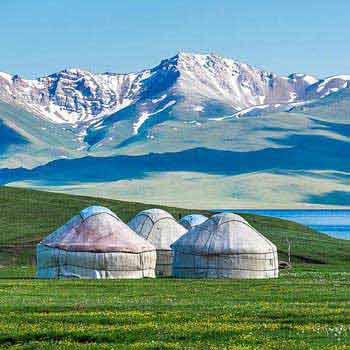 Trekking Kirghizistan: Trek 13