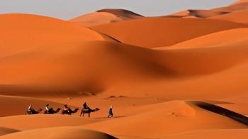3 Days Marrakech Erg Chbi Desert Package