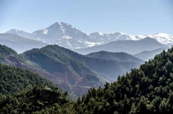 8 Days Toubkal Atlas Mountain Trek Package