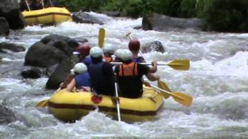 Ayung River Rafting | Kintamani Volcano | Ubud | Spa Package