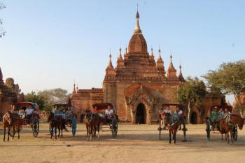 Extension Tours Rakhine State Package