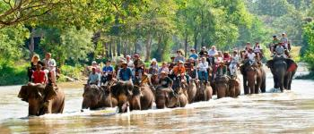 Extension Tours: Elephant Camp & Pyay Unesco City Package
