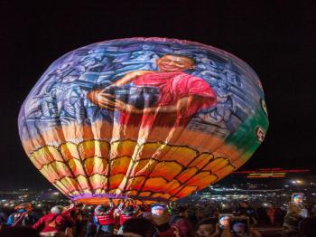 Festival Tours (taunggyi Hot Air Balloon Festival) Package