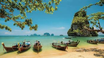 Thailand Tours: Touch of Thailand  Package