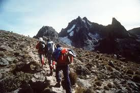 Mt Kenya Climbing - Naro Moru Route Tour