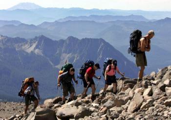 Mt Kenya Hiking - Chogoria Route Tour