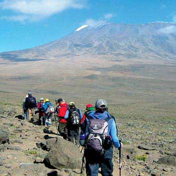 Kilimanjaro By the Marangu Route Tour