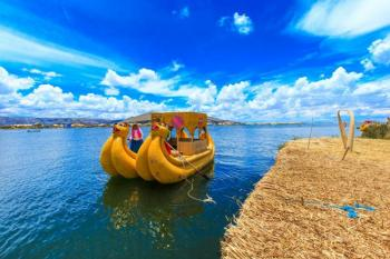 Island Tour On Lake Titicaca Tour