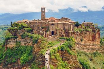 Tuscan Hill Towns Package