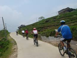 Cycling Through Vietnam from Hanoi Package