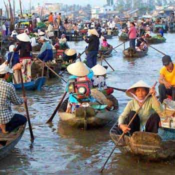 Saigon - Mekong Delta - Phu Quoc Island 7 Days Package
