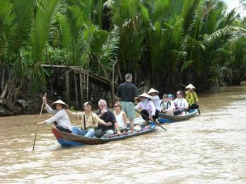 Sai Gon - My Tho - Ben Tre - Chau Doc - 3 Days Package