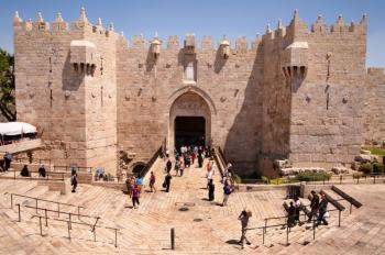 2 Day  Jerusalem from Amman & Jordan Tour