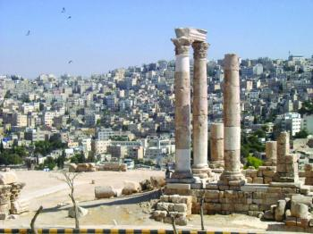 Jerusalem from Amman & Jordan 3 Day Tour