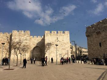 Catholic Tour to Jerusalem from Amman & Jordan