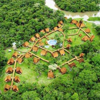 3d Borneo Rainforest Lodge