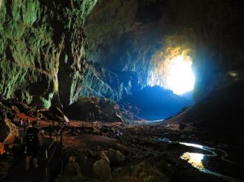 2d Mulu Show Caves