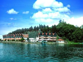 3D Medan Lake Toba Tour