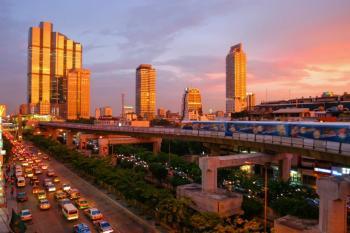 3D Bangkok