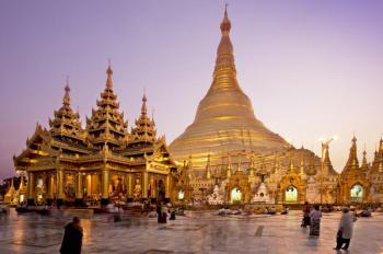 5d Burmese Experience