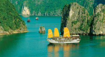 Indochina Sails Tour
