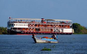 RW Mekong Pandaw Cruise Tour