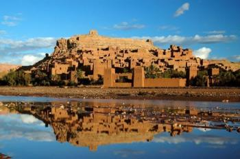 Excursion Ouarzazate in Morocco Via Kasbah Ait Ben Haddou And