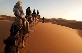 16 Days Tour Around Morocco Via Desert