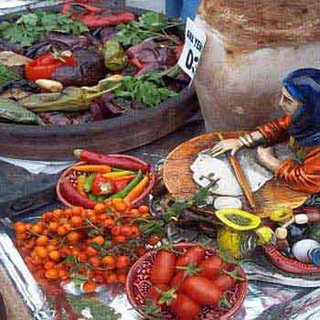 Cooking in Anatolia Tour