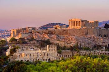 Tour to Athens.