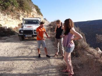Jeep Safari to East Crete
