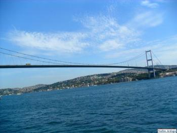 Bosphorus and Black Sea Half-day Afternoon Cruise.