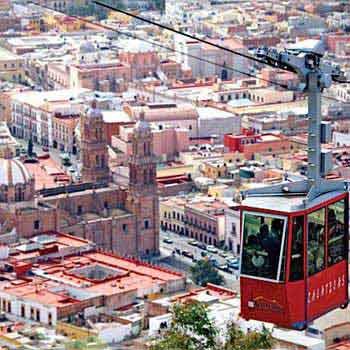 Zacatecas 3 Days / 2 Nights Tour