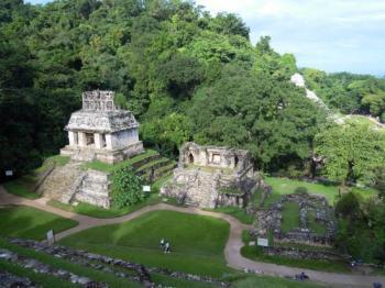 Mérida – Campeche - Palenque, Tour