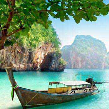 Beach Lover Thailand Tour
