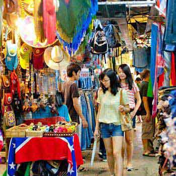 Bangkok Shopping Tour