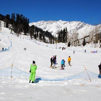 Shimla Manali Package Tour