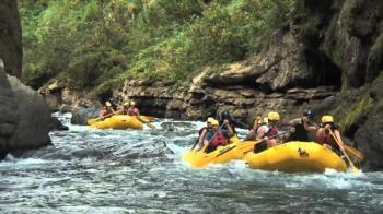 Bingei River Rafting Tour