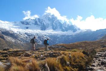 Salkantay / Inca Trail to Machu Picchu Tour