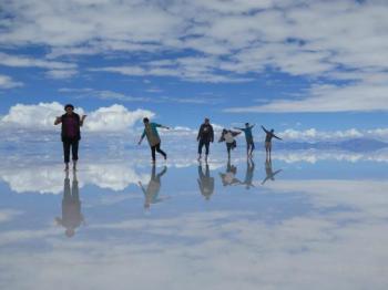 Salar De Uyuni 4d/3n Tour