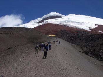 Cotopaxi Trek & Climb Tour