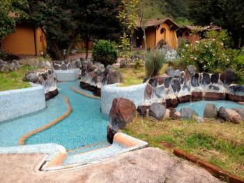 Private Tour Papallacta Hot Springs