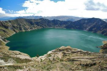 Private Tour Quilotoa Crater Lake