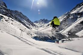 Ski & Ride Chile's Central Andes
