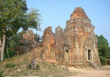 Kampong Phluk, Rolous Group of Temples / 1 Day Tour Package