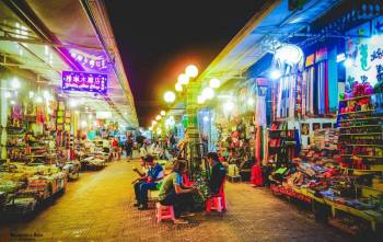 Phnom Penh & Siem Reap & Angkor Temples - 4 Days